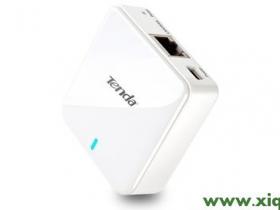 腾达(Tenda)G6无线路由器怎么设置
