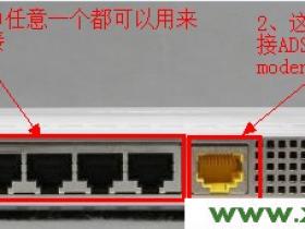 192.168.1.1路由器上网设置