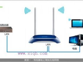 无线wifi怎么作为交换机