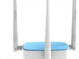 腾达N315无线路由器如何设置限制网速