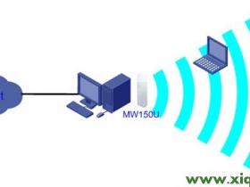 水星(Mercury)MW150U 3.0/4.0无线网卡AP模式设置