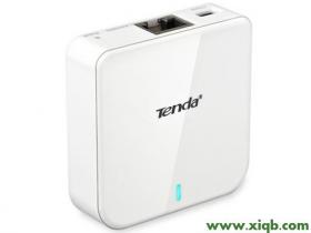 腾达(Tenda)A6无线路由器怎么设置?(新版本)