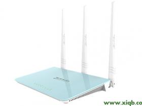 【设置教程】腾达(Tenda)FS395路由器固定(静态)IP上网设置