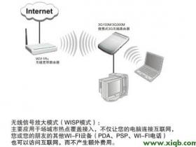 【图文教程】腾达WISP设置方法