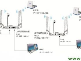 【教程图解】腾达(Tenda)FH330路由器WISP中继设置