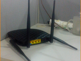 【设置教程】腾达FH450路由器无线信号已连接上不了网怎么办?