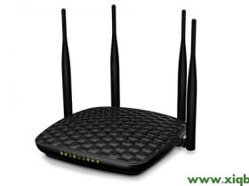【图解教程】腾达(Tenda)FH450路由器设置无线WiFi密码和名称