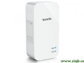 【图解步骤】腾达(Tenda)A32迷你无线路由器静态IP上网设置