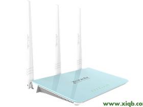 【设置图解】腾达FS396路由器热点信号放大(WISP)上网设置