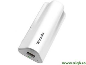 【官方教程】腾达(Tenda)4G300便携式无线路由器家用模式上网设置