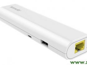 【官方教程】腾达(Tenda)4G301便携式无线路由器WISP模式设置