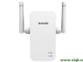 【图解步骤】腾达(Tenda)A41迷你无线路由器设置