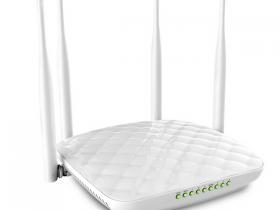 【图文教程】腾达(Tenda)FH456无线路由器静态IP上网设置