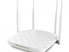 【设置教程】腾达(Tenda)FH456无线路由器动态IP上网设置