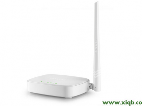 【教程图解】腾达(Tenda)N150 V2无线路由器宽带连接上网设置