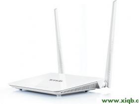 【官方教程】腾达(Tenda)D304怎么设置动态IP(DHCP)上网?