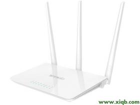 【教程图解】腾达(Tenda)F3无线路由器怎么设置静态IP上网?