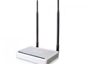 【详细图解】腾达(Tenda)W309R无线路由器静态IP上网设置