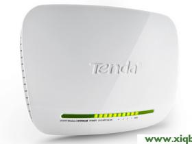 【图文教程】腾达(Tenda)W369R无线路由器怎么设置