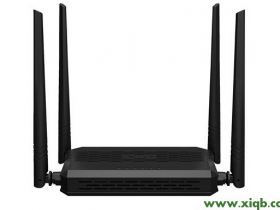 【图解步骤】腾达(Tenda)FH329路由器自动获取(动态)IP上网设置
