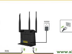 【设置教程】腾达(Tenda)FH365路由器自动获取(DHCP)上网设置