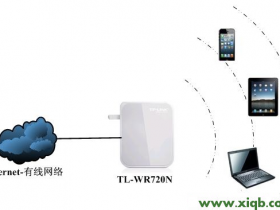 TL-WR720N无线路由器AP模式设置指南