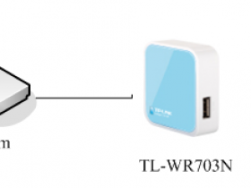TL-WR703N无线路由器设置指南(无线路由模式)