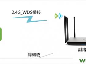【图解步骤】TP-Link TL-WDR7800路由器WDS无线桥接设置教程