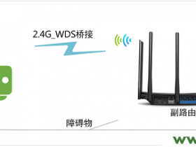 TP-Link TL-WDR6500路由器2.4G无线桥接(WDS)设置