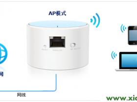 """TP-Link TL-WR706N无线路由器""""AP:接入点模式""""设置"""
