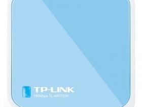 TP-Link TL-WR703N无线路由器设置