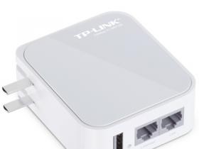 TP-Link TL-WR710N V1无线路由器-Router模式设置