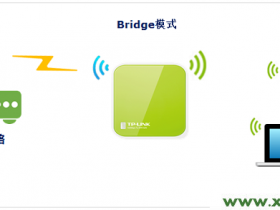 "TP-Link TL-WR702N无线路由器""Bridge:桥接模式""设置"