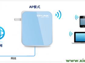 TP-Link TL-WR800N V1路由器-AP模式设置